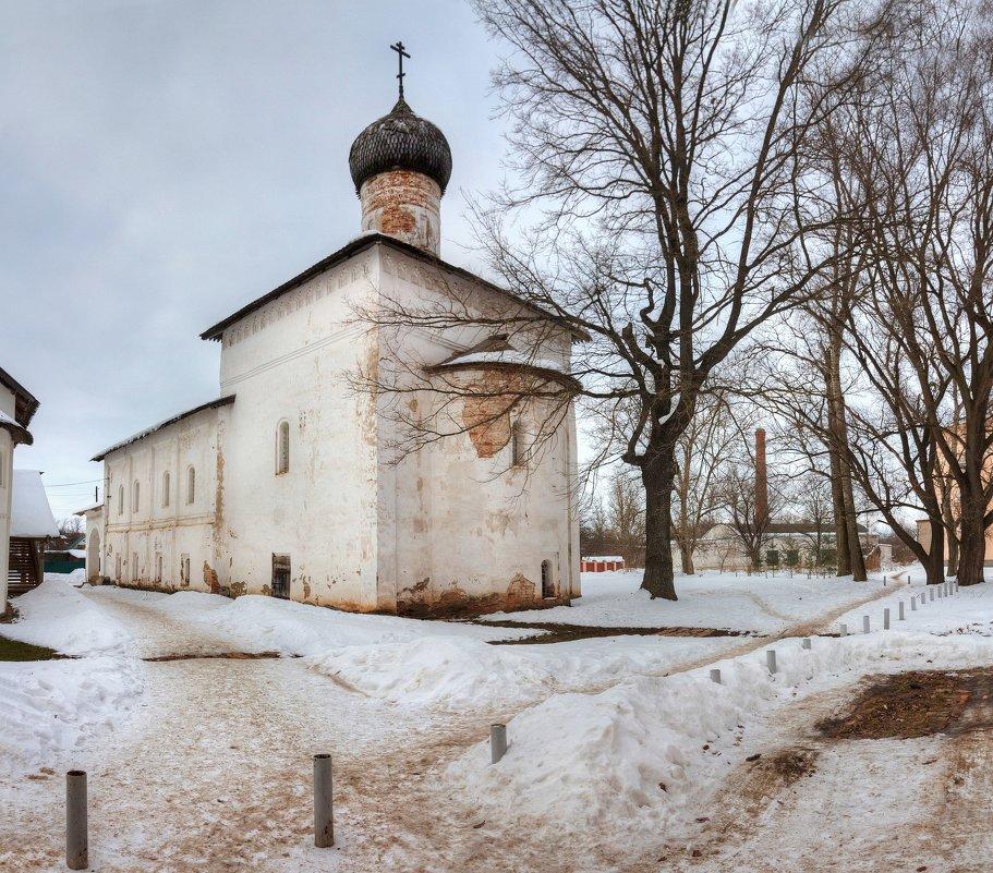 Церковь Сретения Господня - Константин