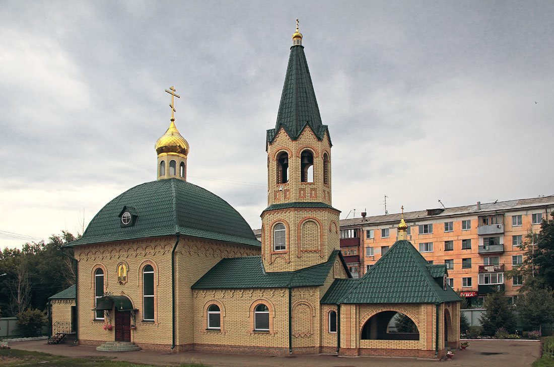 Преображенский храм. Бузулук. Оренбургская область - MILAV V