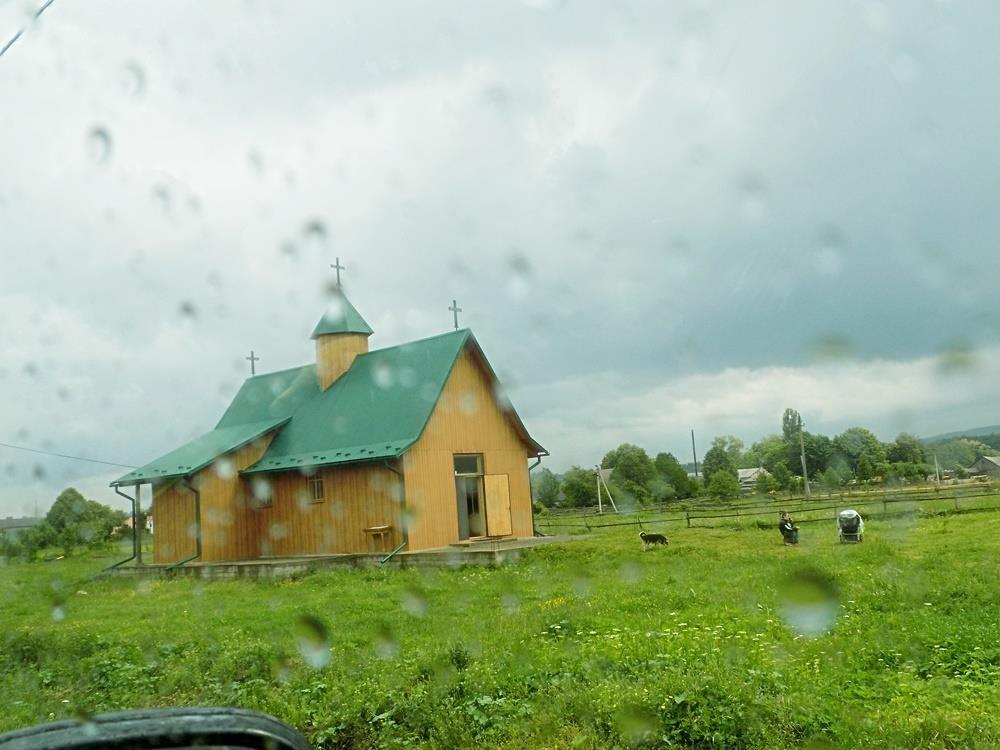 Дощ - Степан Карачко