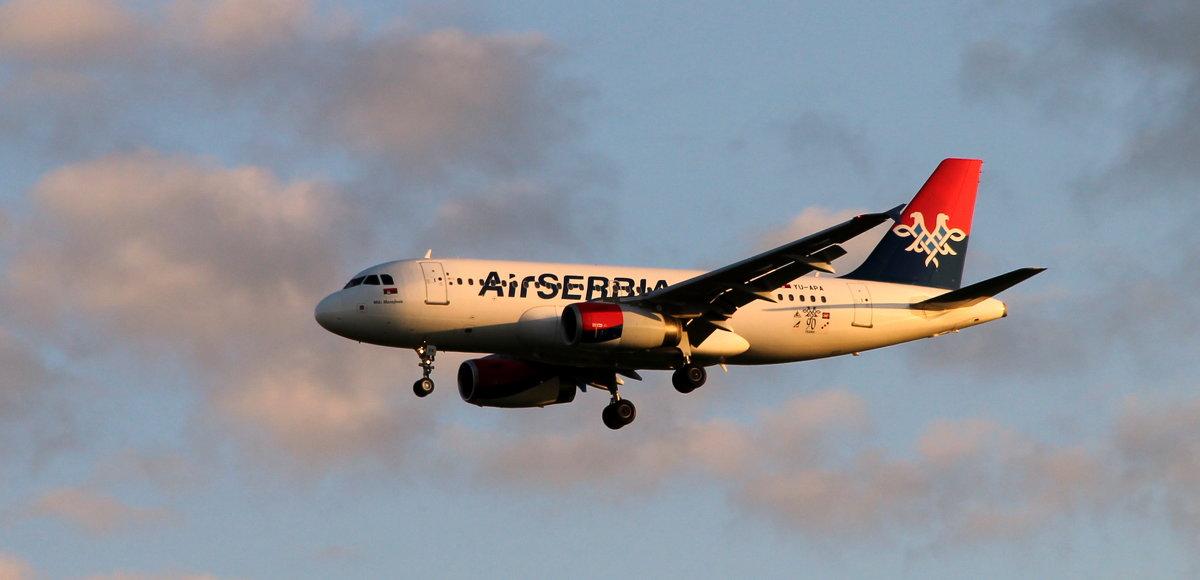 Сербия Airbus A319-132 - ast62