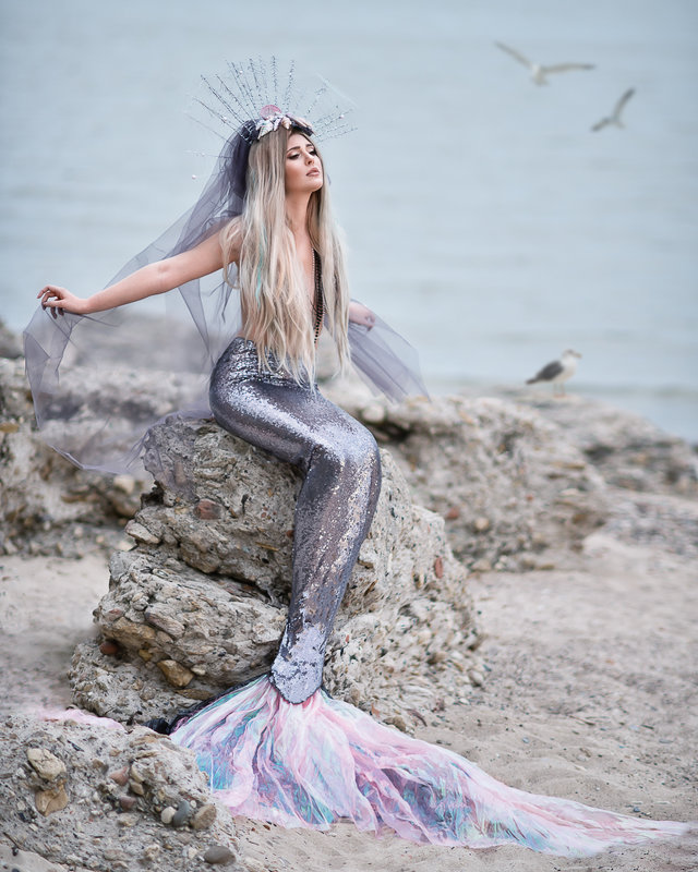 Русалка - Galina Zabruskova