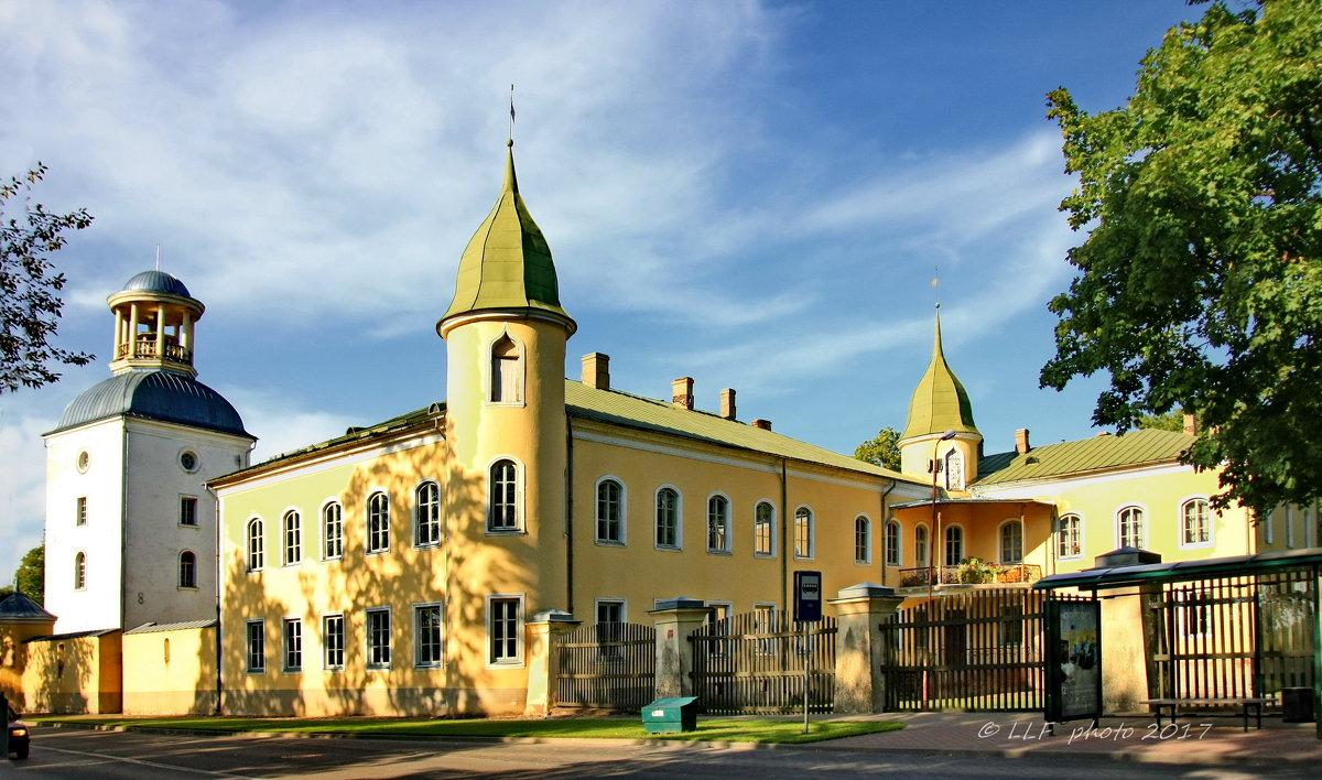Крустпилсский замок, Латвия. - Liudmila LLF