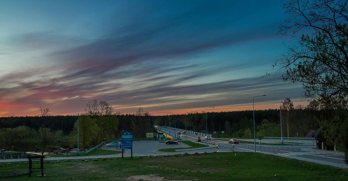 Проезжая по Польше - leo yagonen