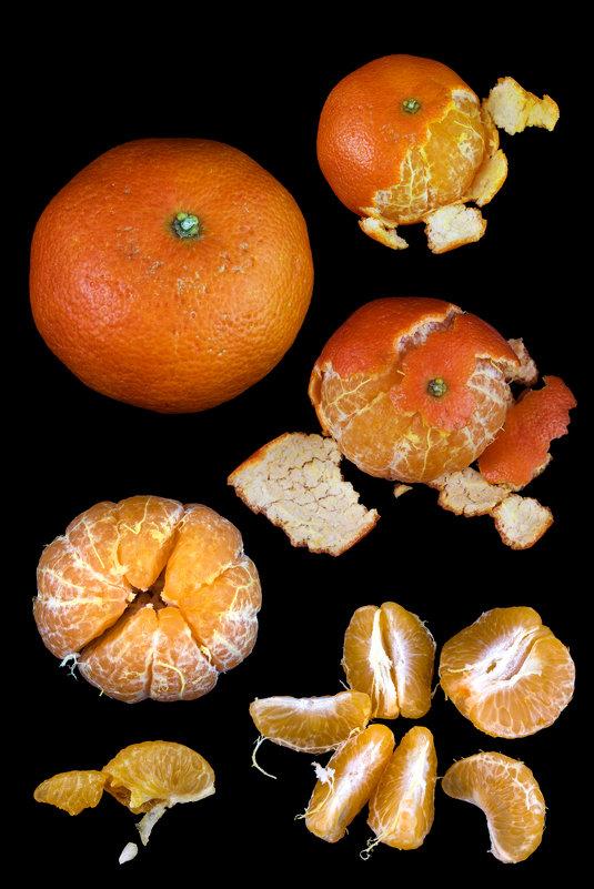 Вкус мандарина - Алексей Синецкий