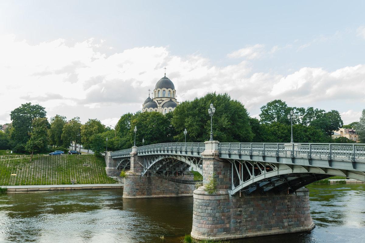 Жверинский мост - Анастасия Адамович