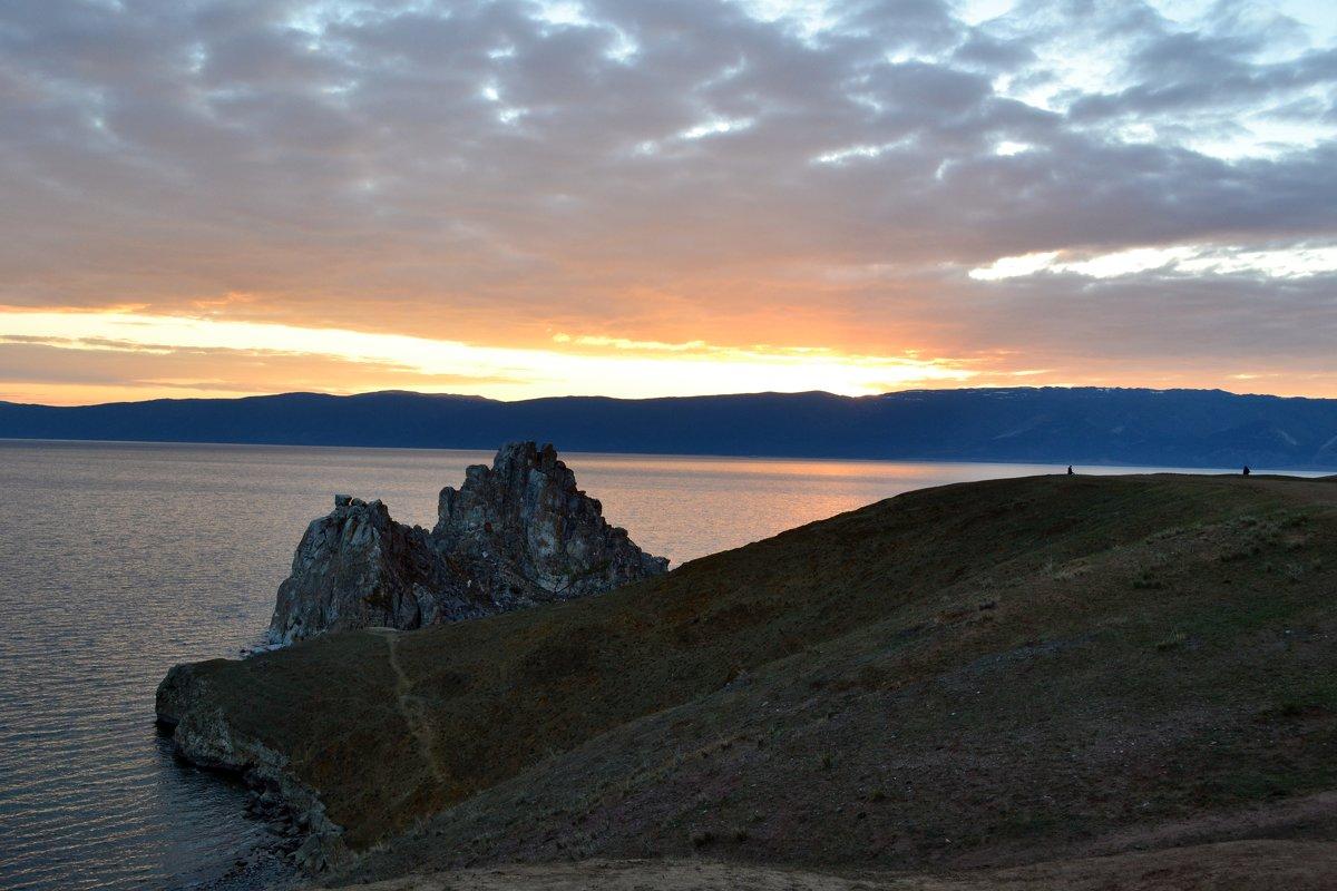 Бурхан на закате - Ольга
