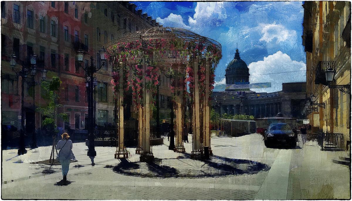 My magic Petersburg_02996 - Станислав Лебединский
