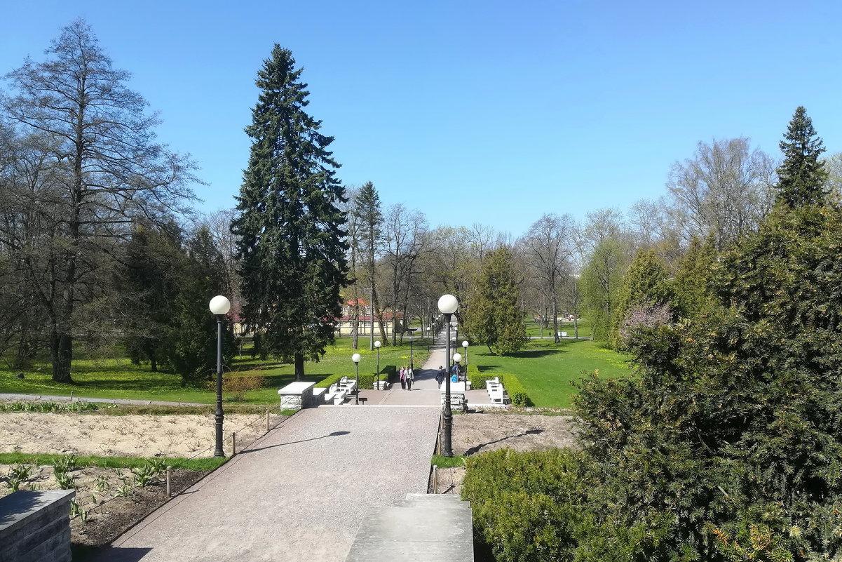 Парк Кадриорг, Таллин - veera (veerra)