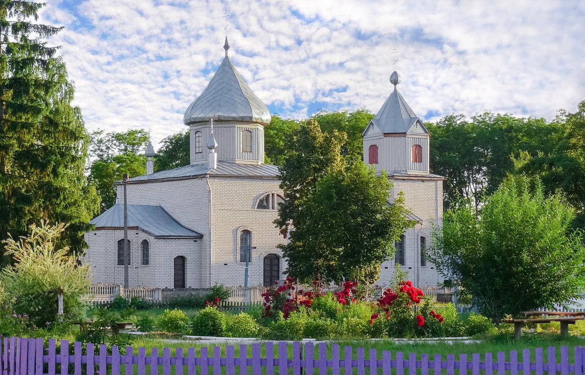 Церковь - Вадим Шинкарь