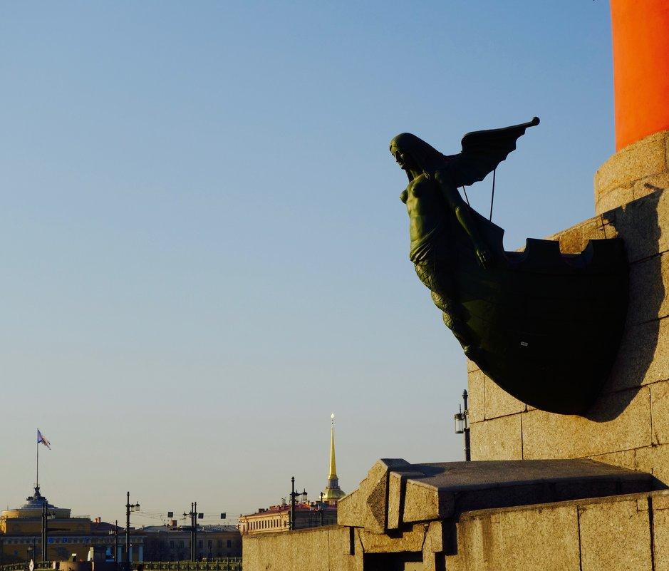 Ангел над Городом - Елена