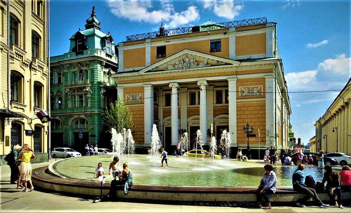 Биржевая площадь сегодня - Валерий Антипов