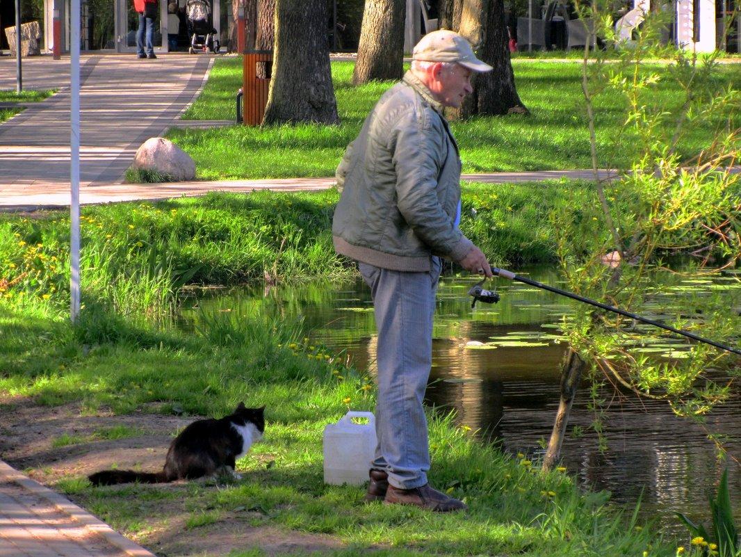 Два рыбака - Сергей Карачин