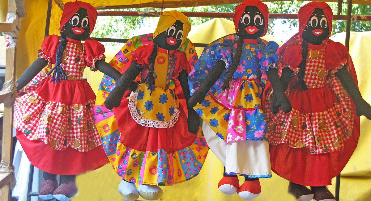 Куклы Доминиканы - ИРЭН@ .