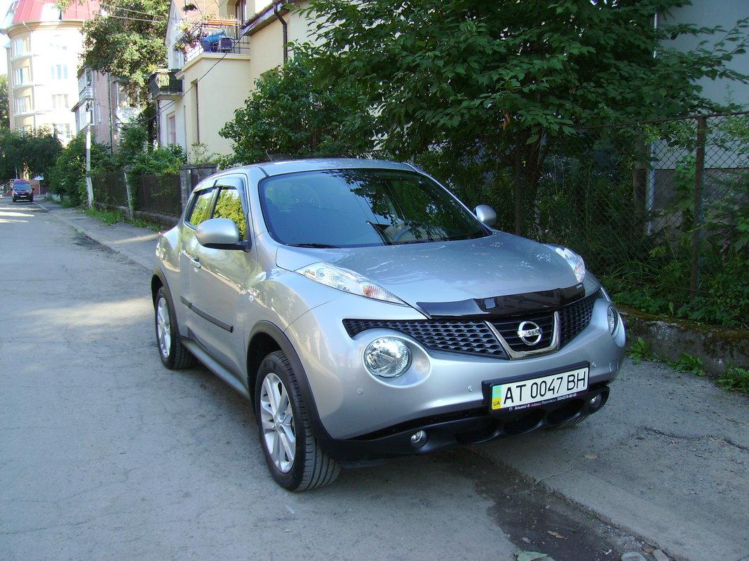 Nissan - Андрей  Васильевич Коляскин