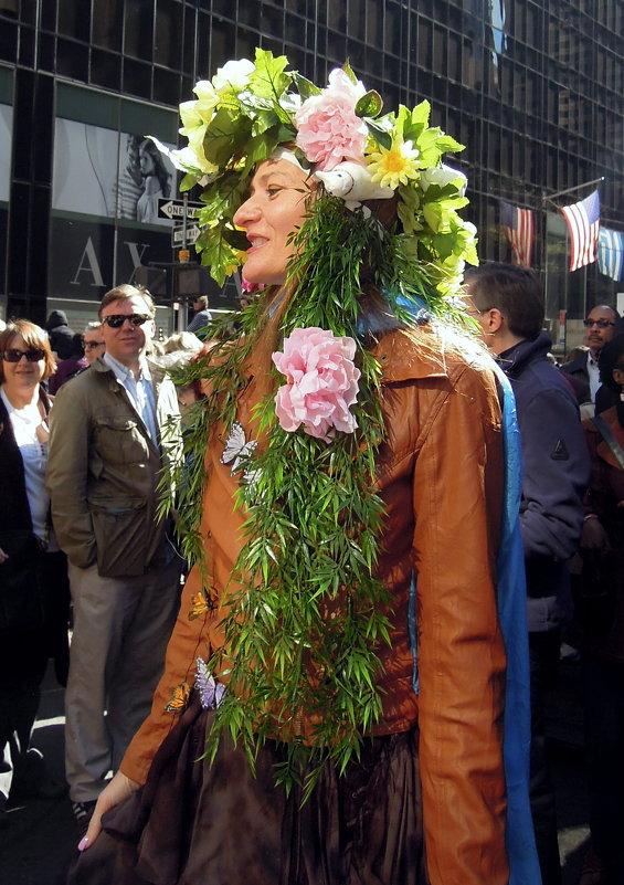 Весна в Нью-Йорке. - Тамара
