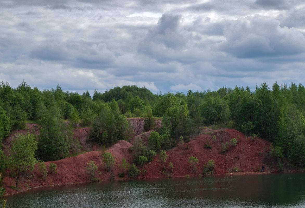 Красные берега - Анатолий