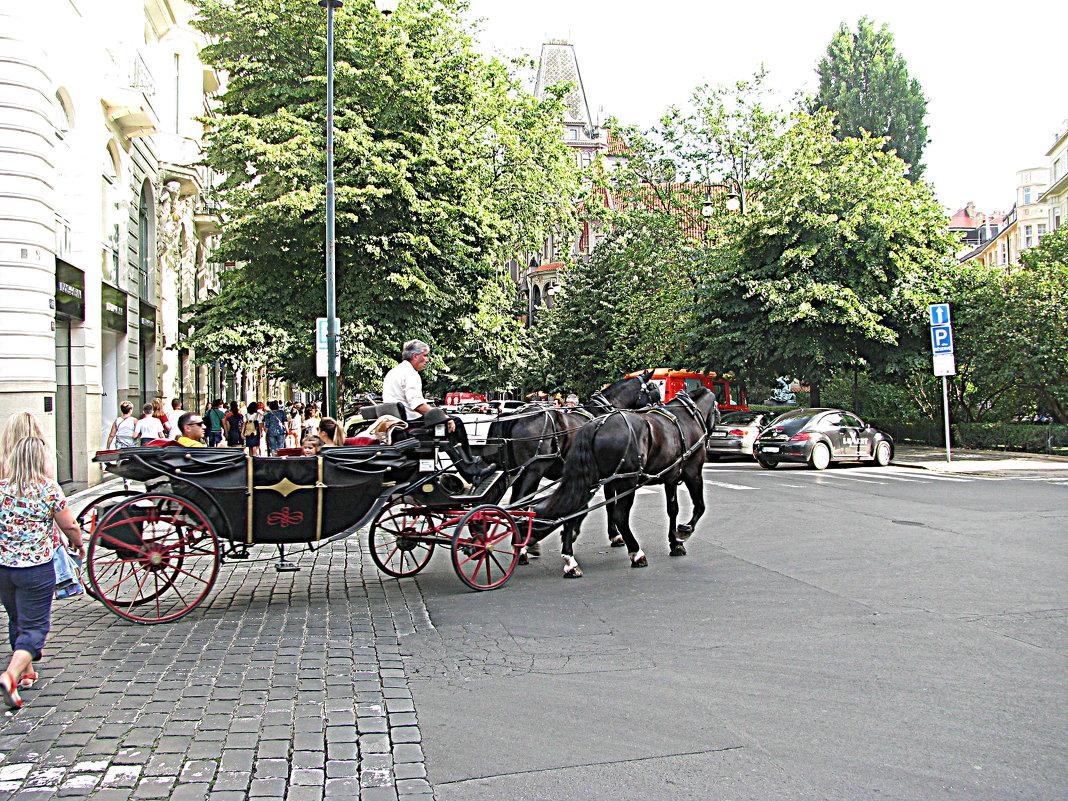 Прага. - Владимир Драгунский