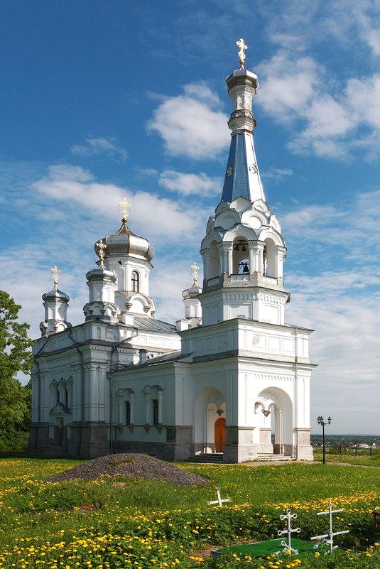 Церковь Святой мученицы царицы Александры Низино - Александр