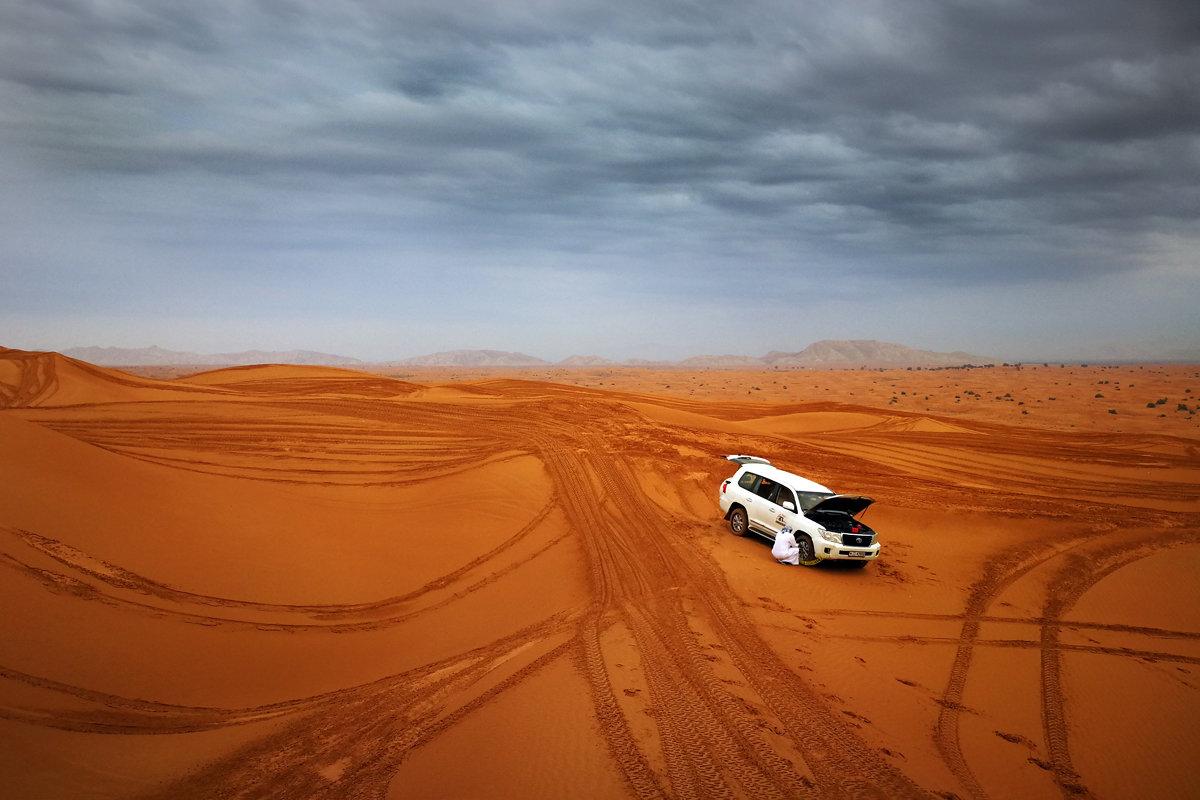 Пустыня Руб-эль-Хали - Alex