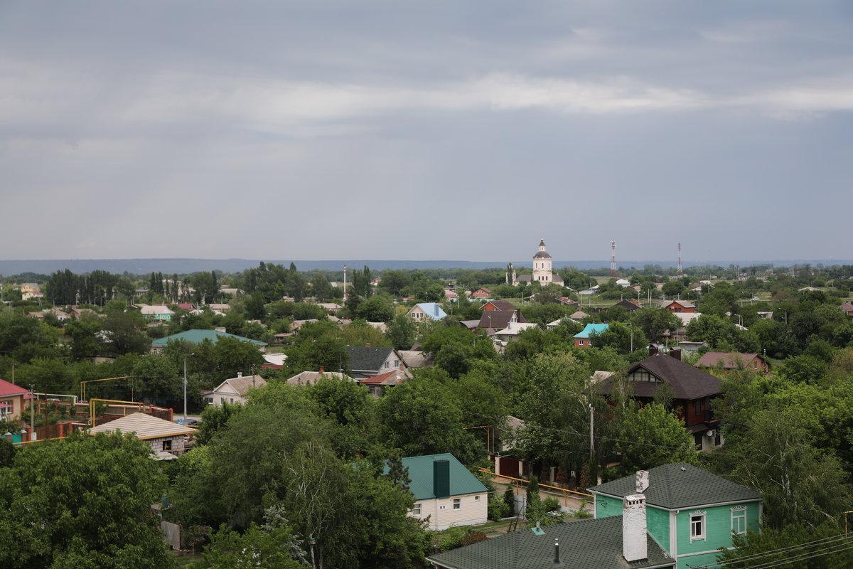 Старочеркасск - Леонид