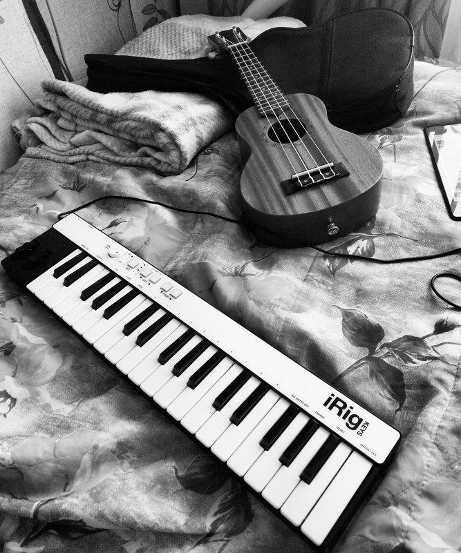 Музыка... - Наталья Хохлова