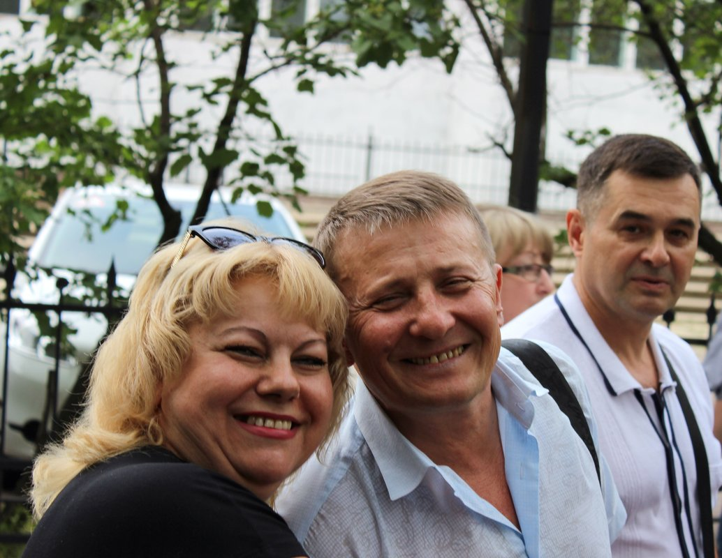 Радость встречи - Татьяна Пальчикова