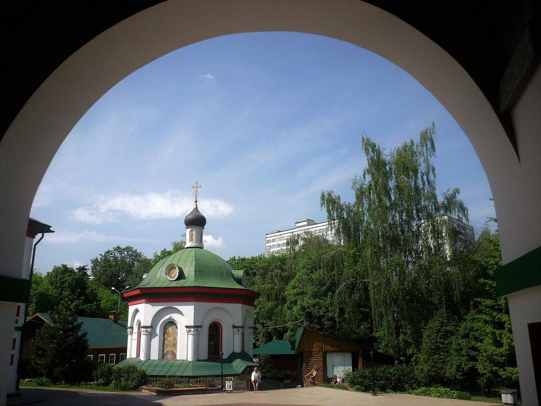 Часовенка - Ольга (crim41evp)