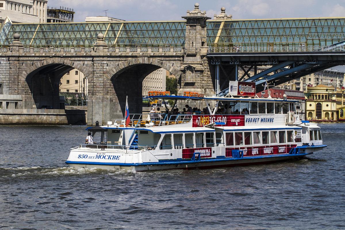 Москва река - Петр Беляков