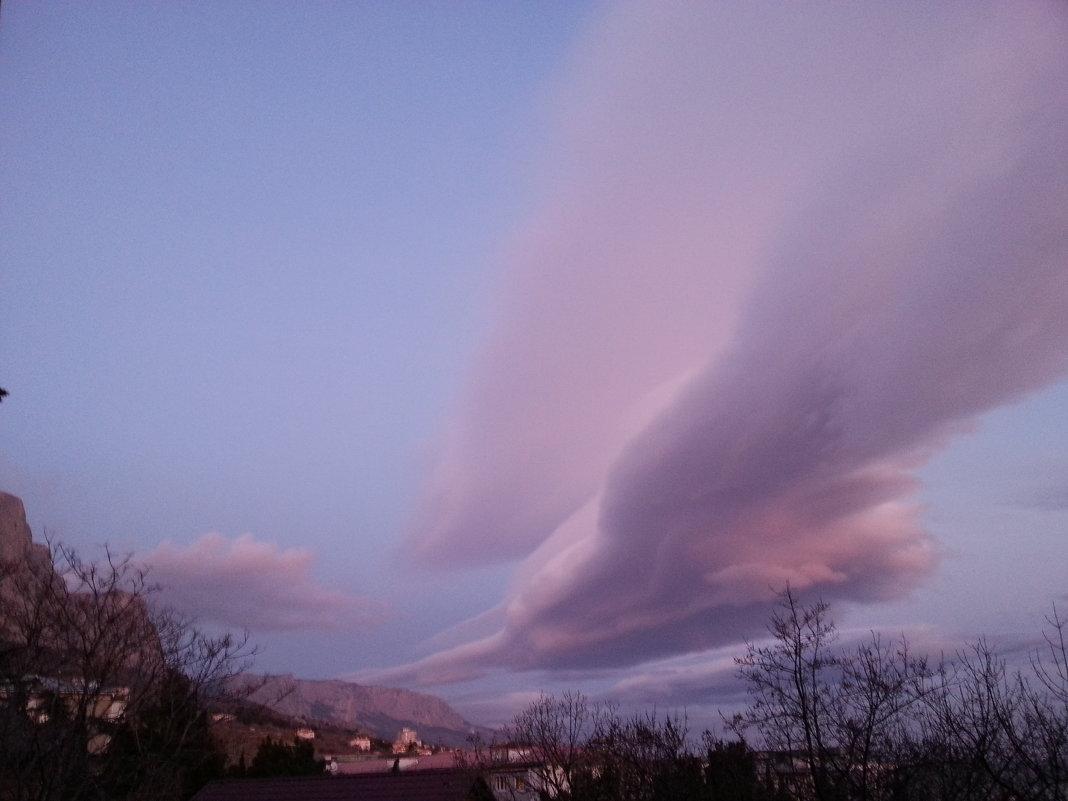 закатное небо - valeriy g_g