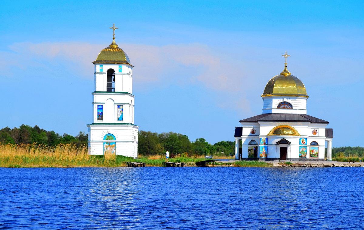 Затопленная церковь - Ростислав