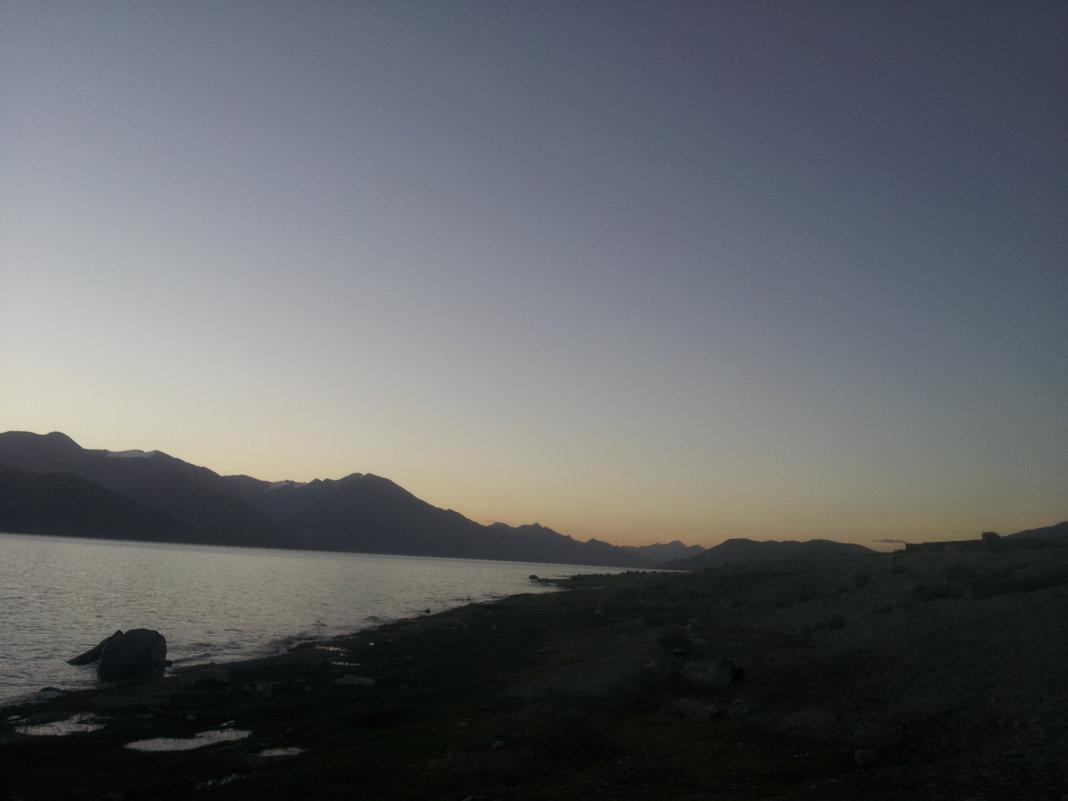 Утро на Пангонг Цо - Evgeni Pa