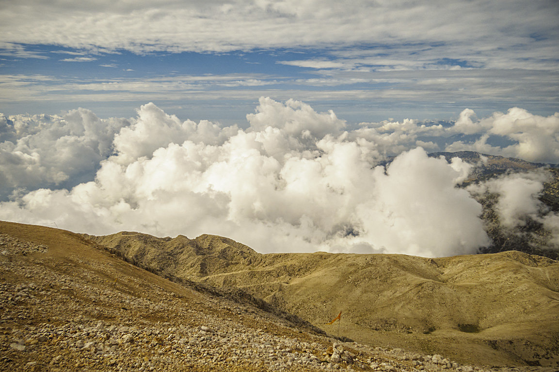 Над облаками - Сергей Цветков