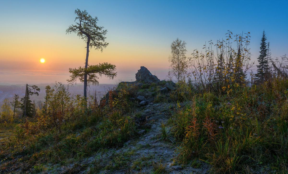 Холодный рассвет - vladimir Bormotov