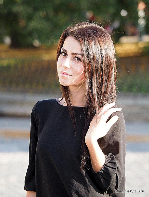 ах, какая девушка - Олег Лукьянов