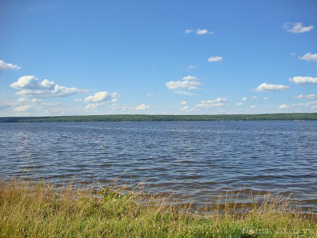 Приятно смотреть на воду и облака,успокаивает - Лидия (naum.lidiya)