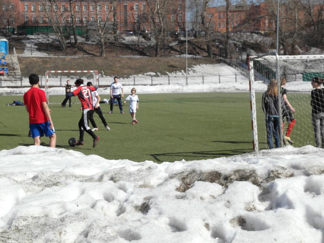 футбол - Владимир
