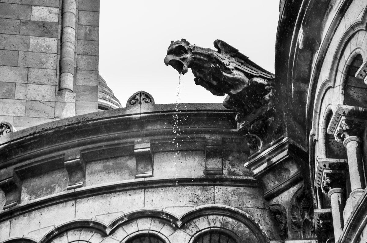 Дождь в Париже - Наталия