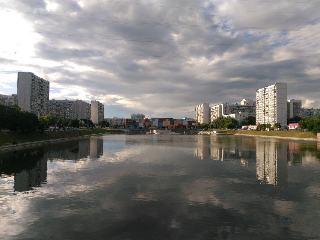 Братеевский пруд - Аlexandr Guru-Zhurzh