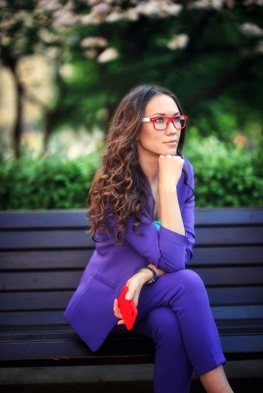 Деловая женщина) - Ксения Базарова