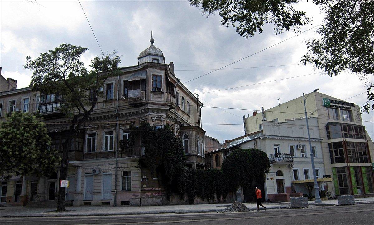 Прогулки по Одессе ( 5 ) - Людмила