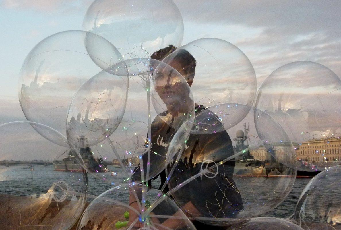 продавец шариков - Андрей Иванов