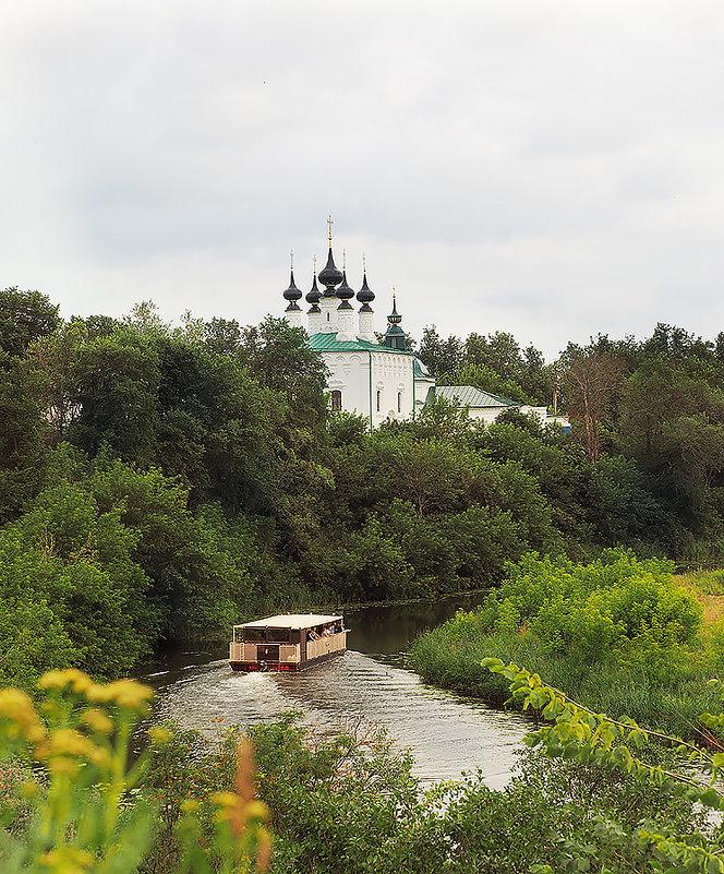 По реке, по Каменке. - Валерий Гришин