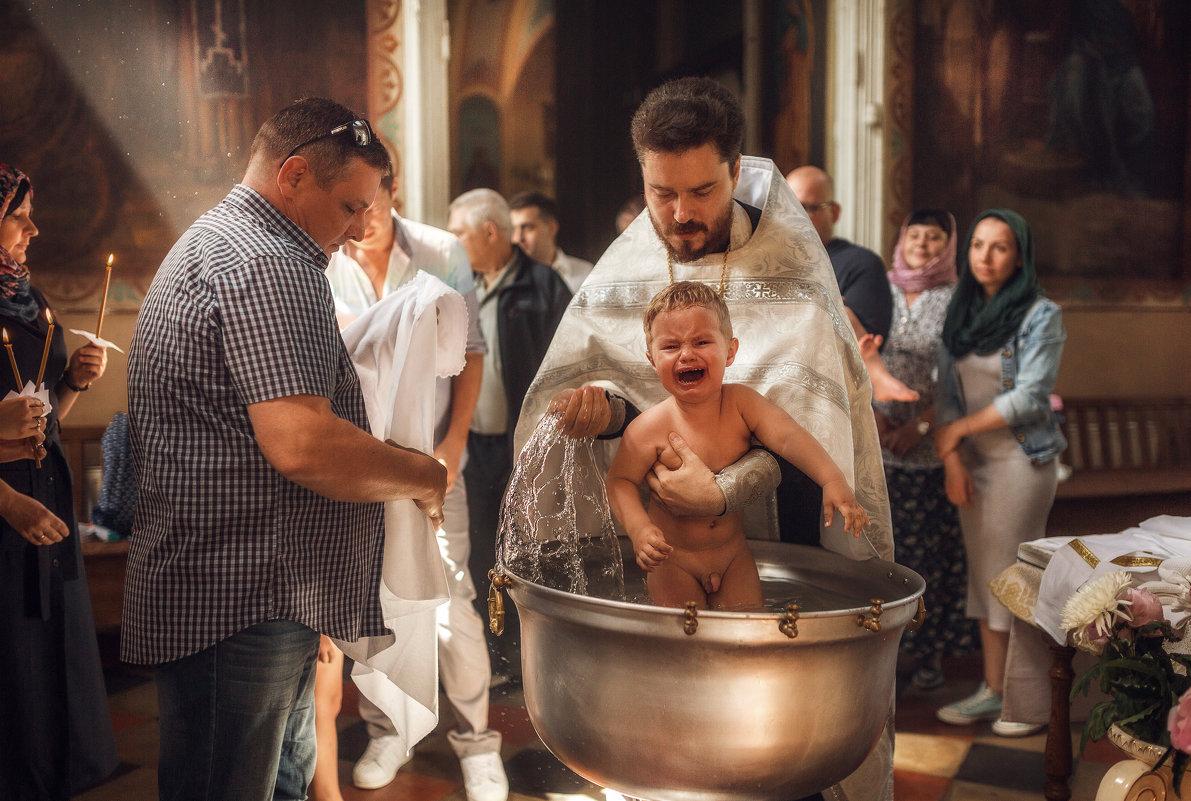 Крещение трех братьев - Александра Капылова