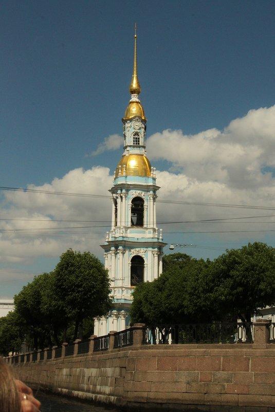 Николо-Богоявленский морской собор. - sav-al-v Савченко