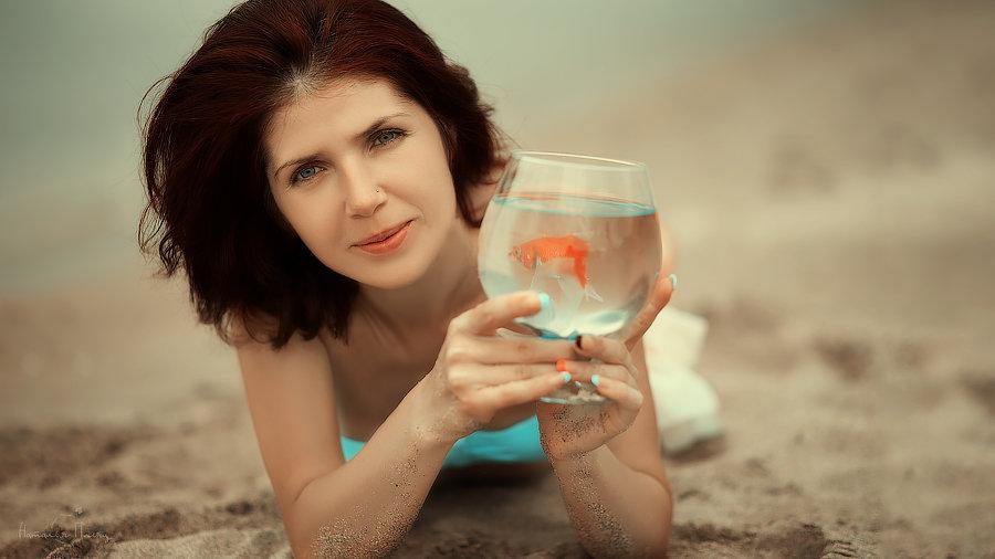 Золотая рыбка - Наталья Плющ
