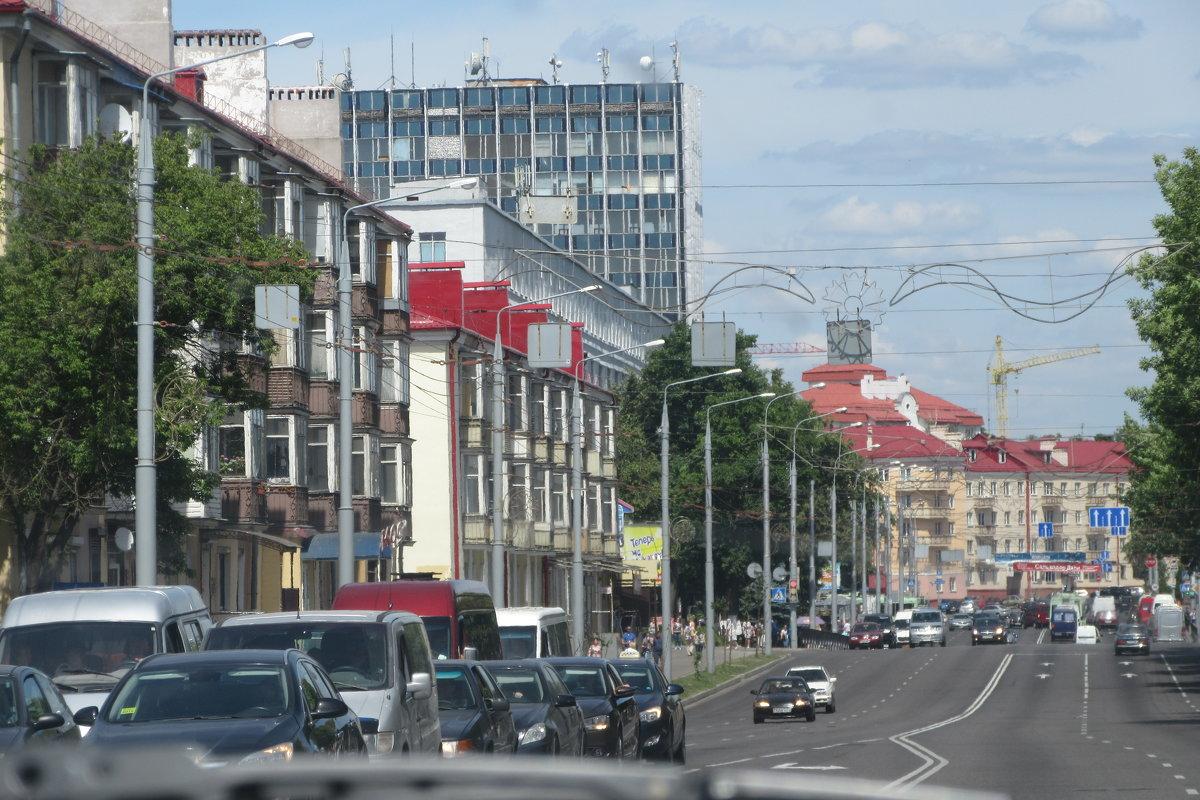 Улица - Mariya laimite