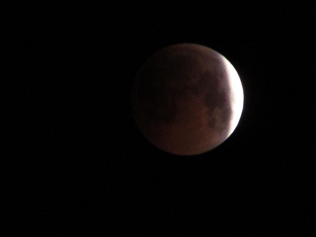 28.07.18. Лунное затмение -3 - Светлана