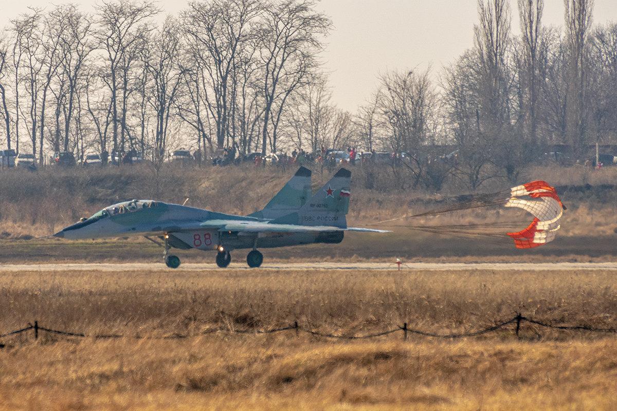 Миг - 29 - Игорь Сикорский