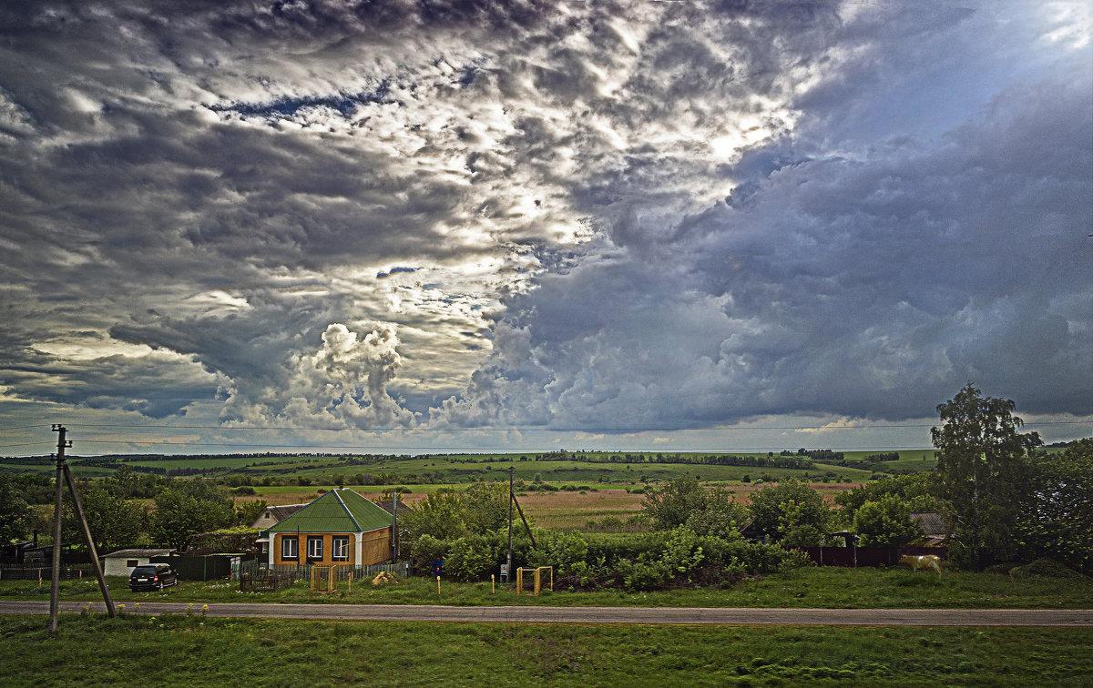 Облака из окна вагона - Виктор Заморков