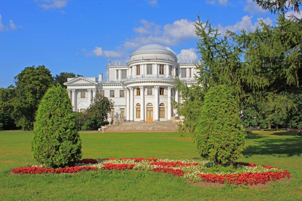 Елагин дворец - Евгений